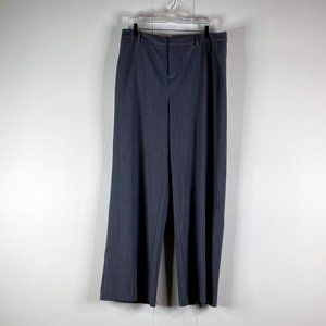AND NEW DAY WOMEN'S GRAY WIDE LEG PANT SZ 16